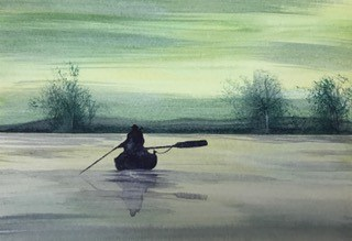 The Fisherman in the Boat