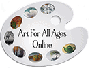 Logo (new) Art For All Ages Online 2020 100